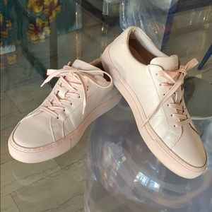 Leather Sneakers made in Italy by Greats Brooklyn